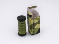 Камуфляжная ткань (маскировочная) защитного цвета из шерсти и других материалов
