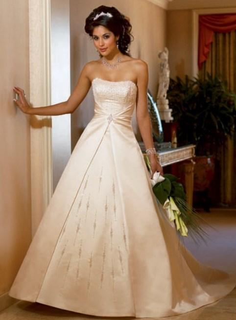 Шитье свадебных платьев: как сшить своими руками, мастер класс и выкройки