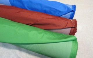 Таффета (ткань): что это такое, свойства и применение подкладочного материала